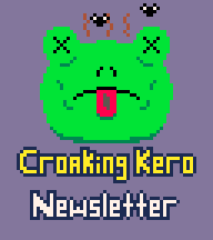 Subscribe to Croaking Kero newsletters